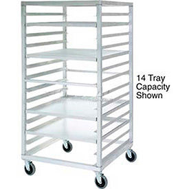 Aluminum or Steel Tray Trucks