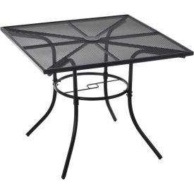 Outdoor Aluminum, Steel & Metal Tables