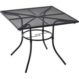 Outdoor Steel & Metal Tables