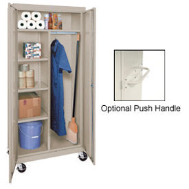 All-Welded Mobile Combination Cabinets