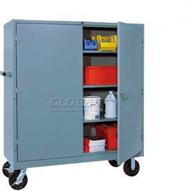 Lyon Heavy Duty Mobile Storage Cabinets