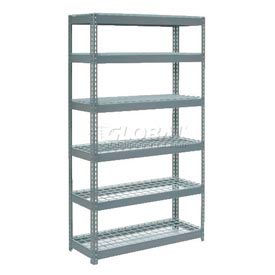 Global Industrial™ Wire Deck Boltless Steel Shelving
