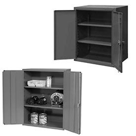 All-Welded Heavy Duty Counter Height Storage Cabinets