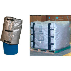 Drum, IBC & Pallet Thermal Insulation Quilts