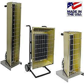 TPI Fostoria Portable Electric Infrared Heaters