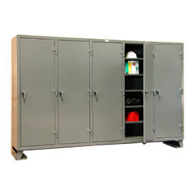 Strong Hold® Heavy Duty Multi-Shift Personal Storage Lockers
