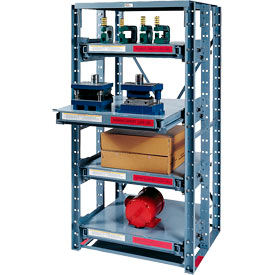 Modern Equipment - Roll Out HD Shelving (2,000 lb shelf cap)