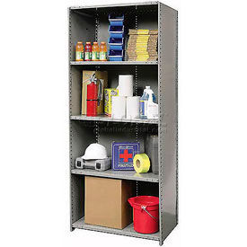 Hallowell Steel Shelving - 20 & 22 Gauge - 87