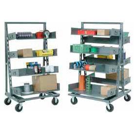 Jamco Adjustable Steel Tray Trucks