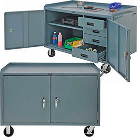Mobile Service Bench Cabinets