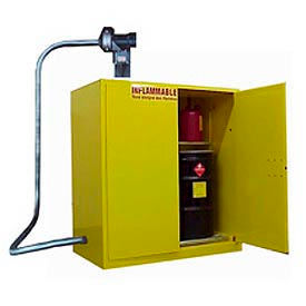 Flammable Cabinet Ventilation System