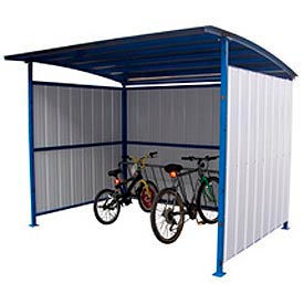 Bike Storage Shelters