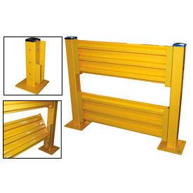 Vestil Steel Guard Rail System