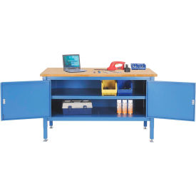 Global Industrial™ Security Cabinet Workbench Systems