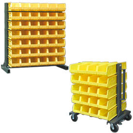 Strong Hold® All Welded 12 Gauge Bin Racks