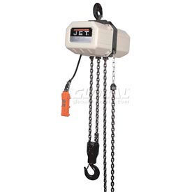 JET® Electric Power Chain Hoists