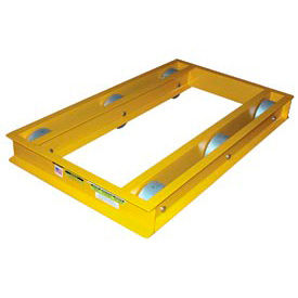 Steel Pallet & Machine Dollies