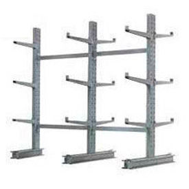 Global Approved (1000 Series) Complete Cantilever Rack - 16200 Lb Max. Capacity