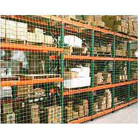 Pallet Rack - Safety Netting (1,250 & 2,500 lb Load Ratings)
