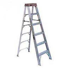 Louisville Aluminum Step Ladders