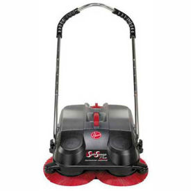 Hoover® SpinSweep Pro Outdoor Sweeper