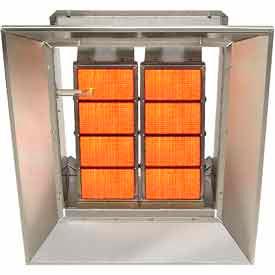 Infrared Gas Ceramic Heaters