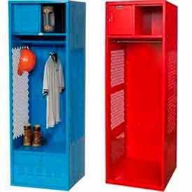 Best Value Gear Lockers Open Front