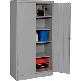 Full Height Storage Cabinets - Easy Assembly and Assembled