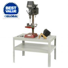 Adjustable Height Machine Stand