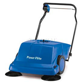 Powr-Flite® Battery Powered Sweeper