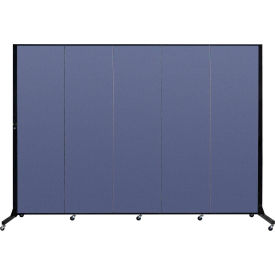 Mobile Room Divider 360 Acoustic Portable Room Divider Fabric ...