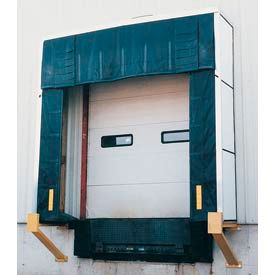 Vestil Rigid Dock Door Shelters