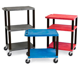 Tuffy Garage & Shop Utility Carts