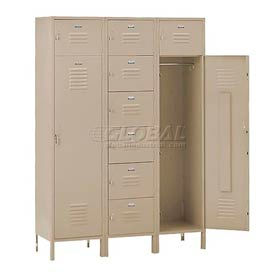Penco® Vanguard™ 7 & 8 Person Lockers