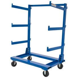 Vestil Portable Cantilever Rack Carts