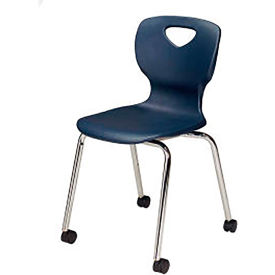 Virco® - Mobile Plastic Chairs