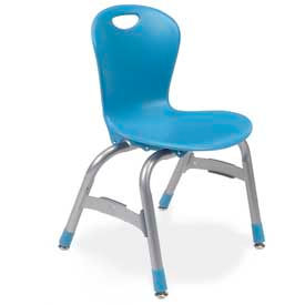 Virco® - 4-Leg Stacking Chairs Assorted Collections