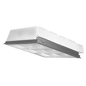Parabolic Troffer Fluorescent Fixtures