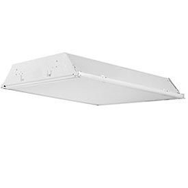 Fluorescent Recessed Grid Troffers