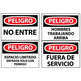 Spanish Danger Signs