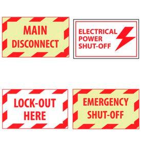 Informational Graphic Machine Labels