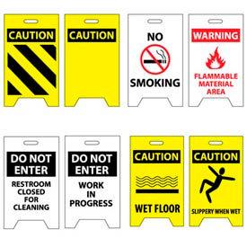 Facility Floor Signs
