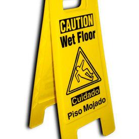 Heavy Duty Floor Signs