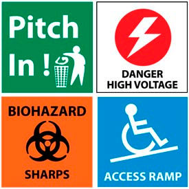 See Sign™ Graphic Safety Labels