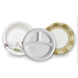 Disposable Plates & Bowls
