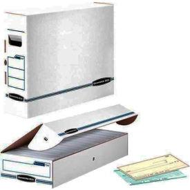 Record Storage Corrugated Boxes, Card, Check, & Film