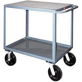 Heavy Duty Steel Stock & Utility Carts - Welded