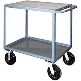 Heavy Duty Steel Stock & Utility Carts - Welded