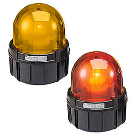 Commander Rotating Warning Lights - Wide Area