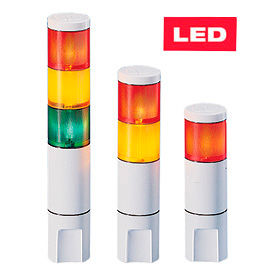 Microstat® LED Warning Indicators
